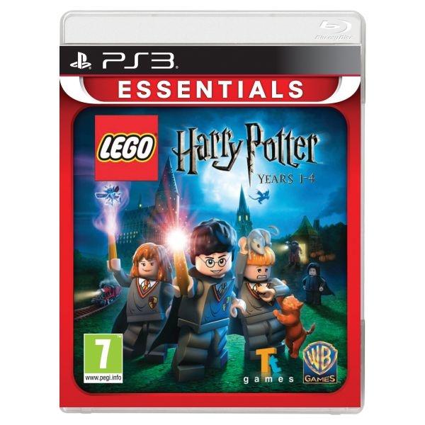 WARNER BROS - PS3 LEGO Harry Potter: Years 1-4 Essentials