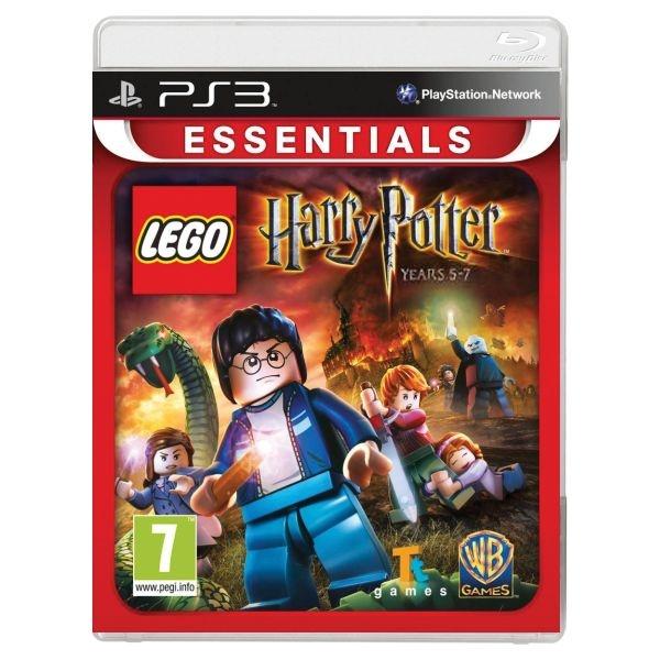 WARNER BROS - PS3 LEGO Harry Potter: Years 5-7 Essentials