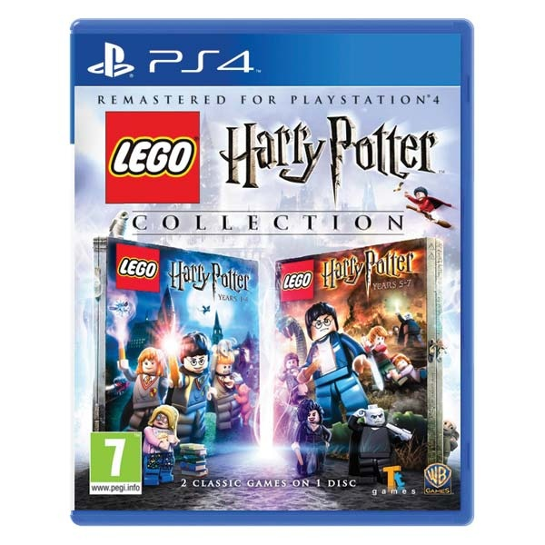 WARNER BROS - PS4 LEGO Harry Potter Collection