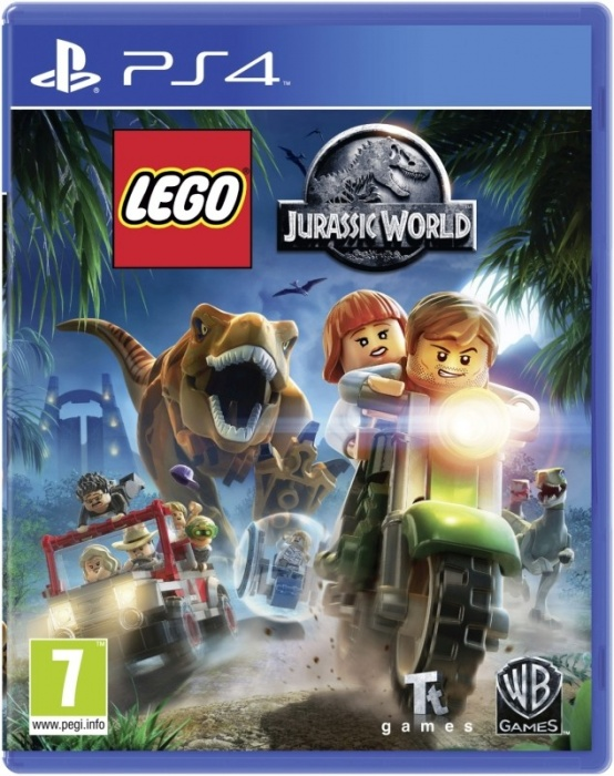WARNER BROS - PS4 LEGO Jurassic World