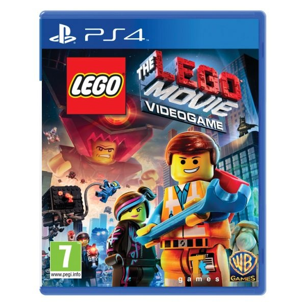 WARNER BROS - PS4 LEGO The Movie Videogame