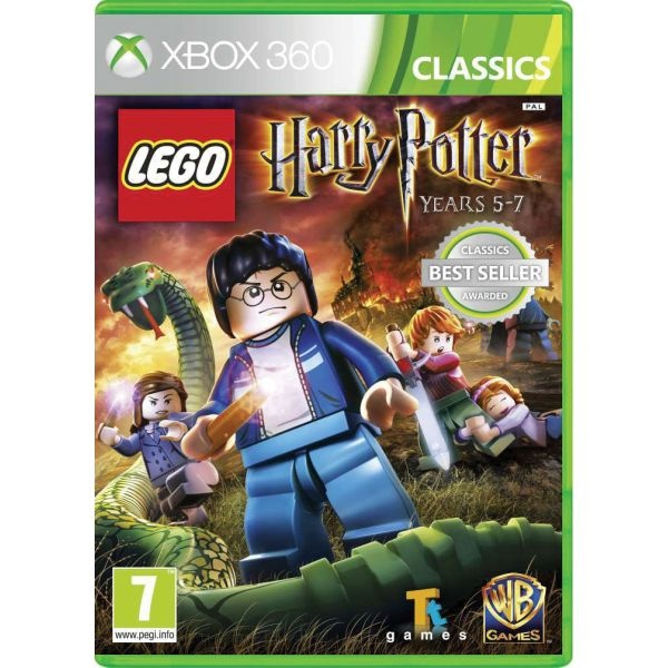 WARNER BROS - X360 LEGO Harry Potter: Years 5-7