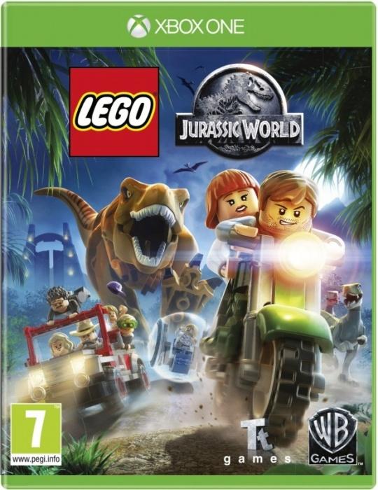 WARNER BROS - XONE LEGO Jurassic World