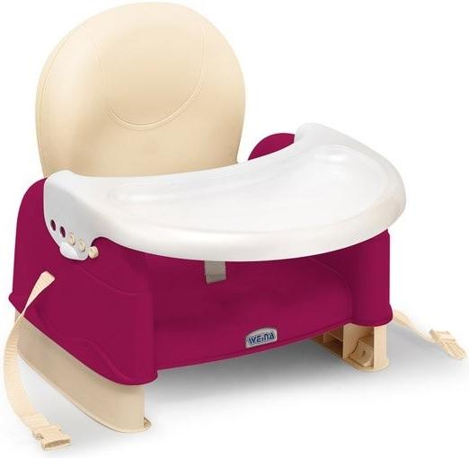 WEINA - Židle ke stolu - jahodová