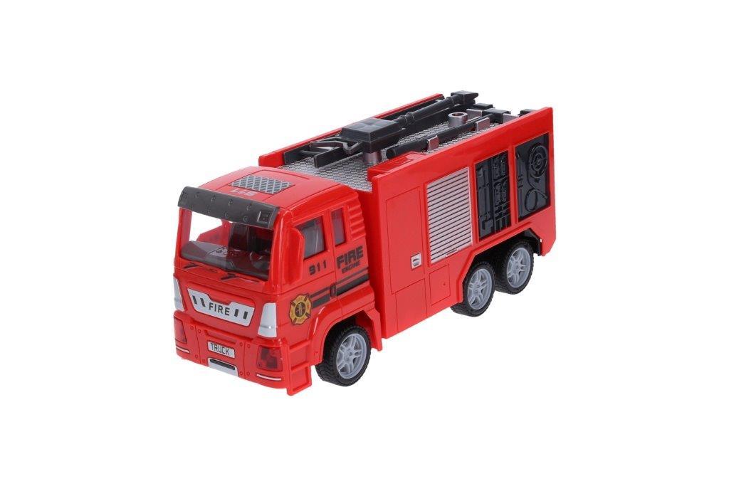 WIKY - Auto hasičské na baterie