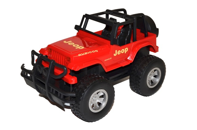 WIKY - Auto JEEP 28 cm na baterie