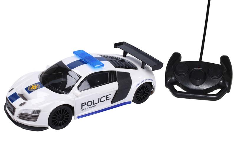 WIKY - Auto policejní 24 cm RC - Audi