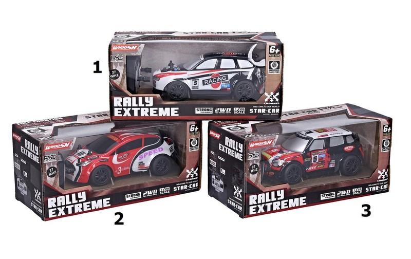 WIKY - Auto rally RC 17cm