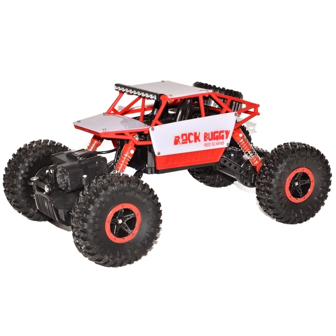 WIKY - Auto Red scrab RC