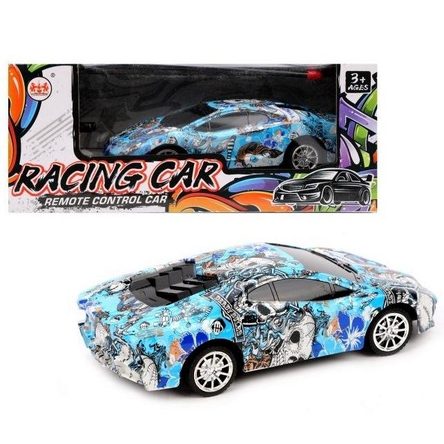 WIKY - Auto s grafity RC 19cm