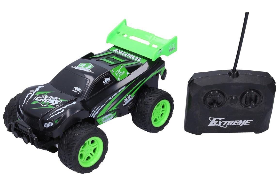 WIKY - Auto terénní 22 cm RC