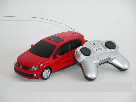 WIKY - Auto Volkswagen Golf RC