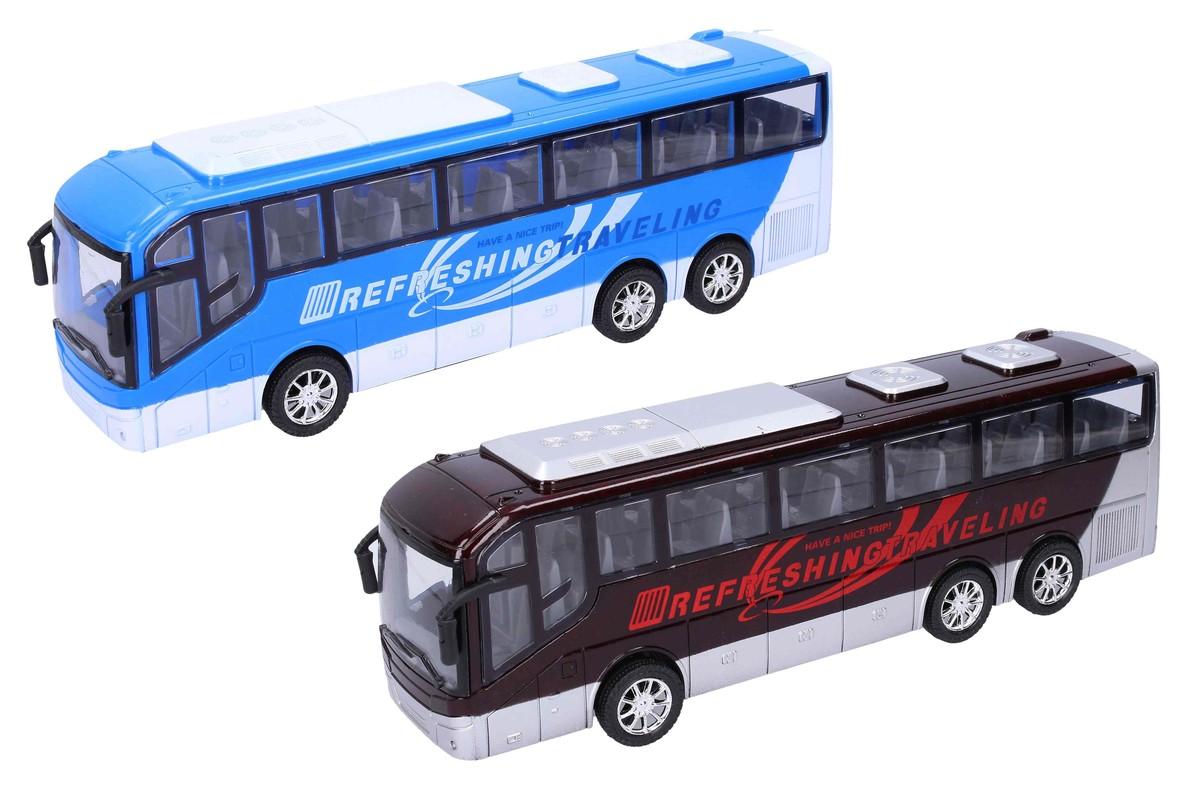 WIKY - Autobus na setrvačník 32cm