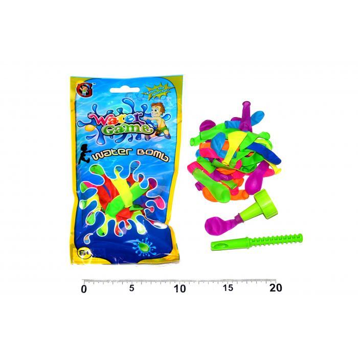 WIKY - Balonky - vodní bomby 100ks
