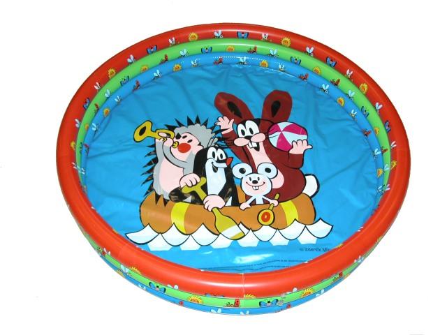WIKY - Bazén dětský Krteček 102 x 25cm