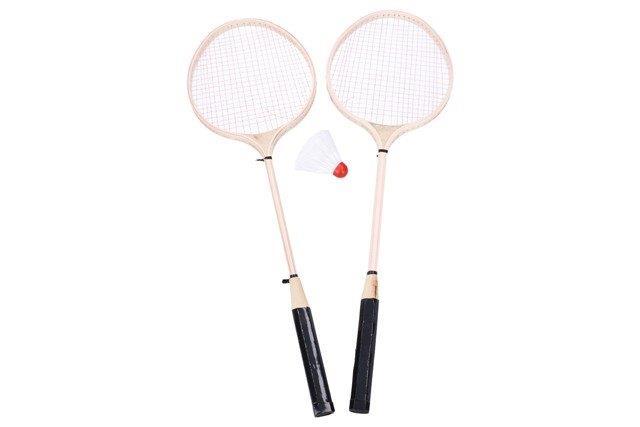 WIKY - Badminton dřevěná sada