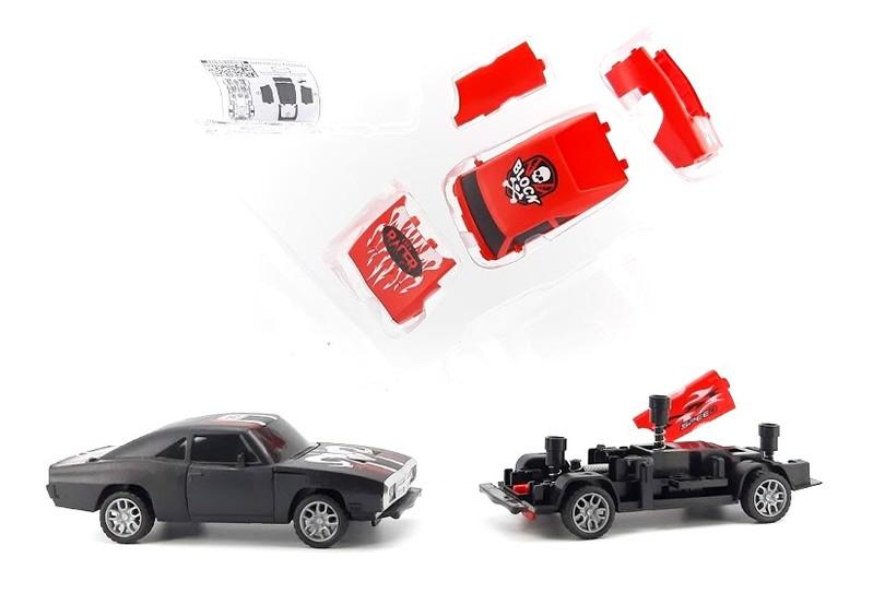 WIKY - Bourací auta 2ks