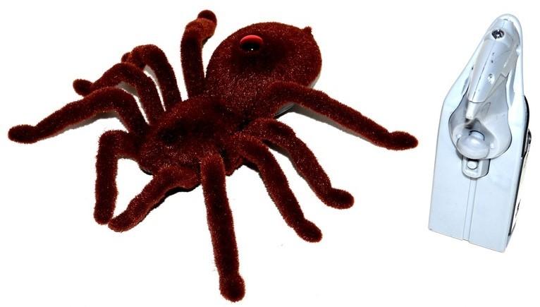 WIKY - Chlupatý pavouk RC 15cm
