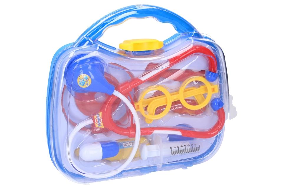 WIKY - Doktorský set v kufříku 23x22cm