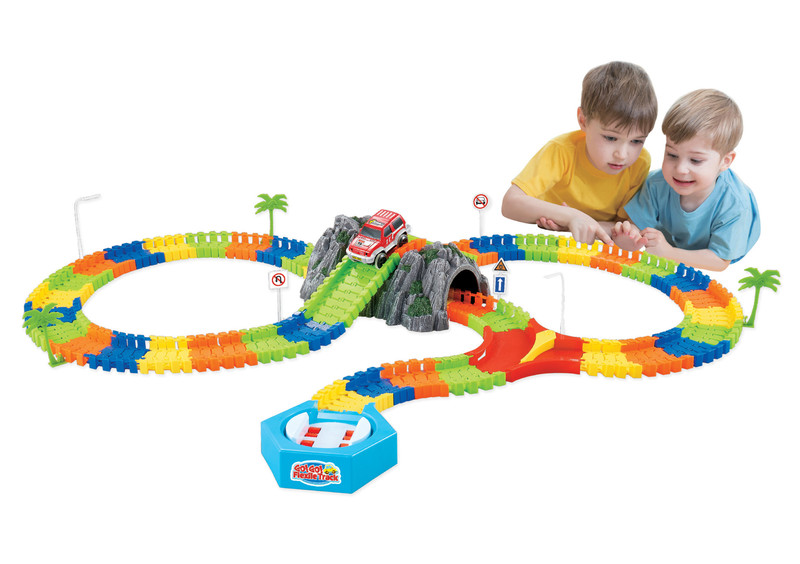 WIKY - Flexidráha s tunelem