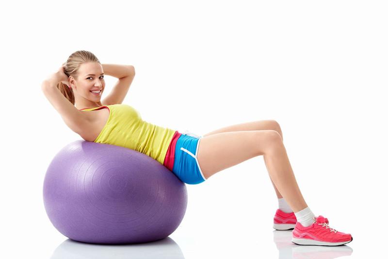 WIKY - Gymnastický míč 45-95cm
