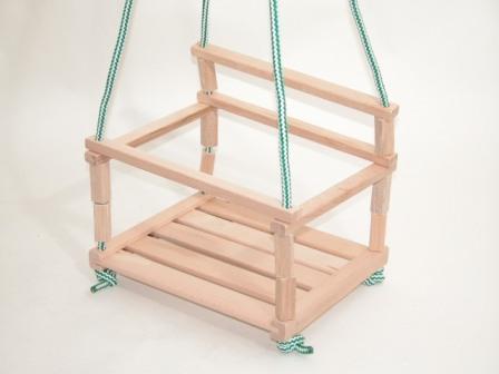 WIKY - Houpačka dřevěná