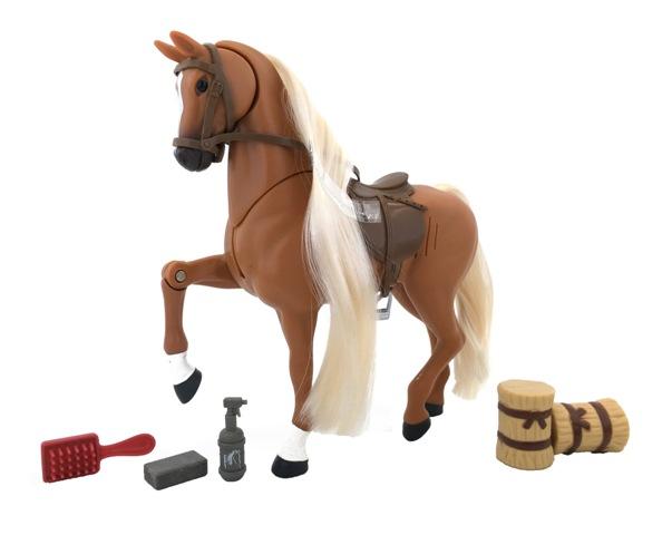 WIKY - Kůň set 18cm na baterie