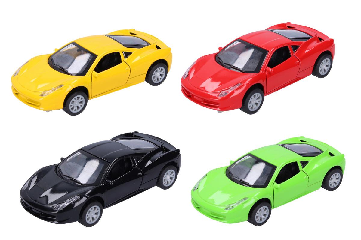 WIKY - Kovové auta 11,5cm