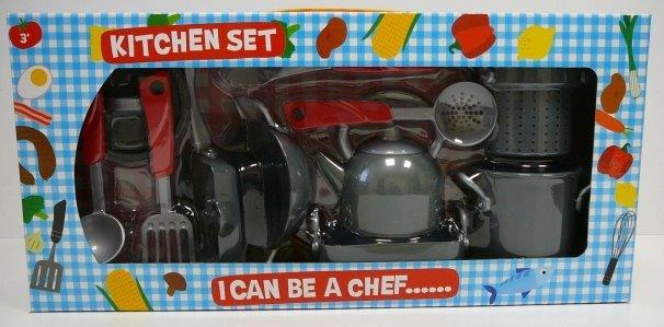WIKY - Kuchyňský set velký