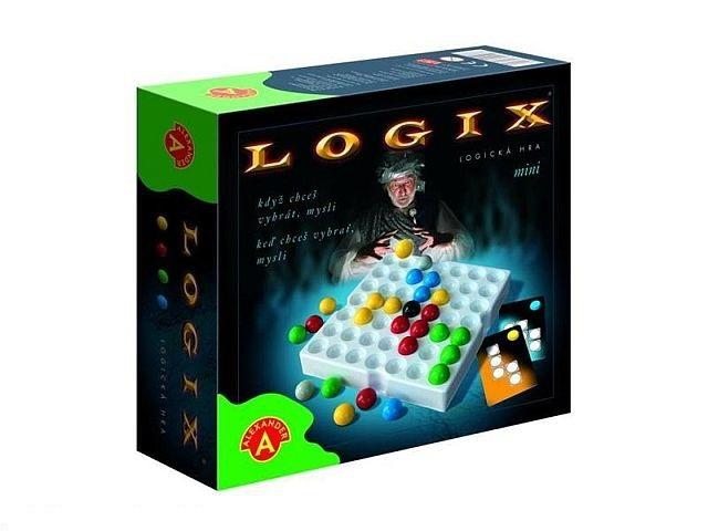 WIKY - Logik Mini - Společenská hra