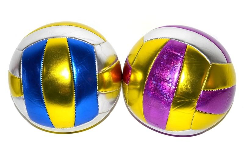 WIKY - Míč volejbalový 20 cm, 2 asst.