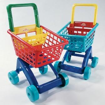 WIKY - nákupní košík