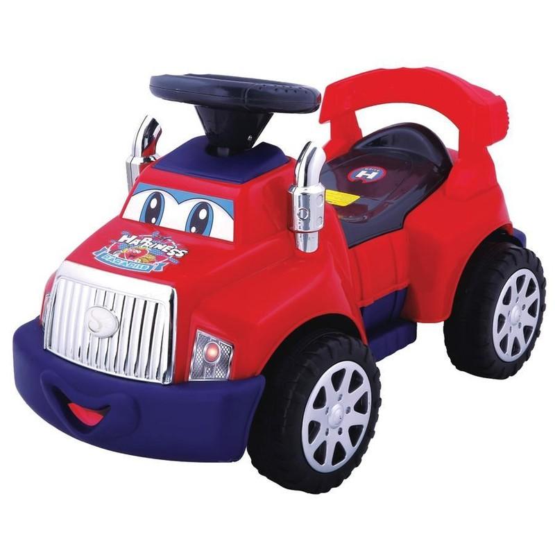 WIKY - Odrážedlo auto