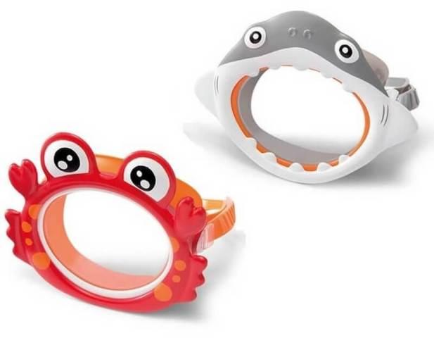 WIKY - Brýle dětské - potápěčské