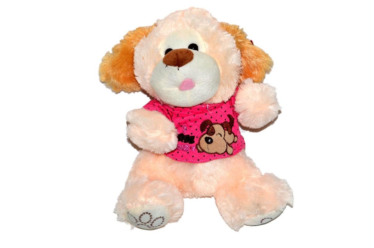 WIKY - Pes plyšový 25cm
