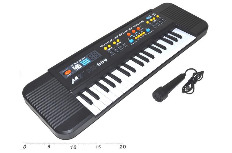WIKY - Piano s mikrofonem