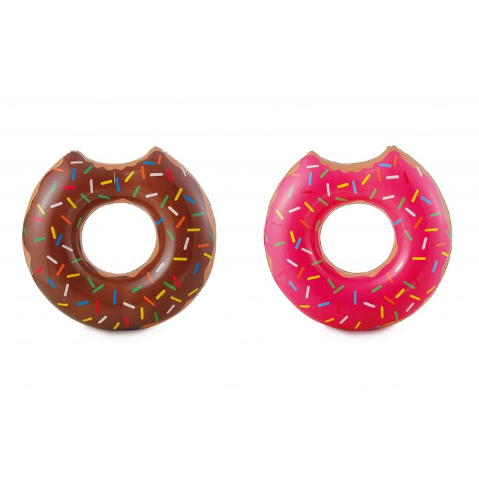 WIKY - Plážový nafukovací kruh - Donut 89 cm