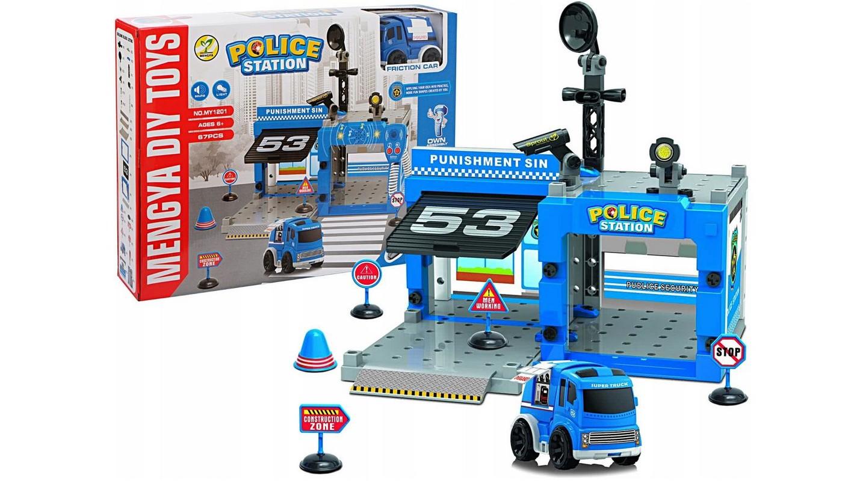 WIKY - Policejní stanice šroubovací