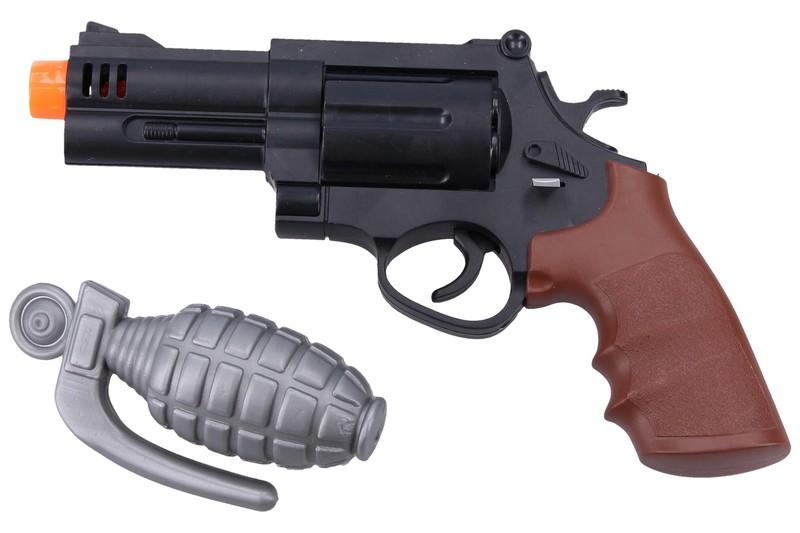 WIKY - Policejní set 18 cm