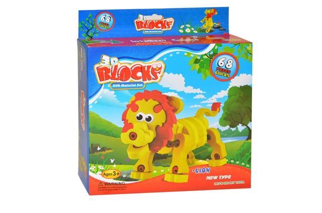 WIKY - Puzzle 3D Lev