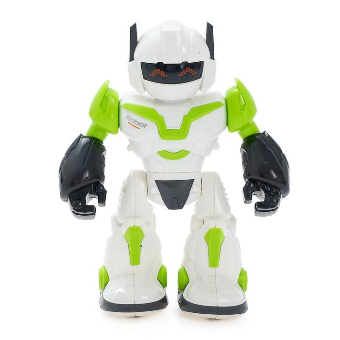 WIKY - Robot Dominator s efekty 22cm - mix produktů