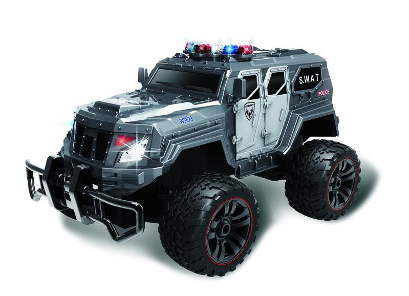 WIKY - SWAT Police Pioneer RC