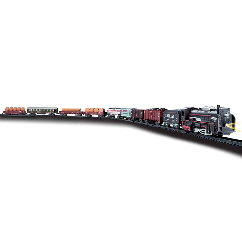 WIKY - Vlak set 122x68 cm s efekty