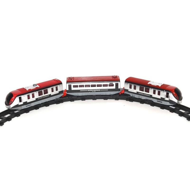 WIKY - Vlak set 308 cm na baterie