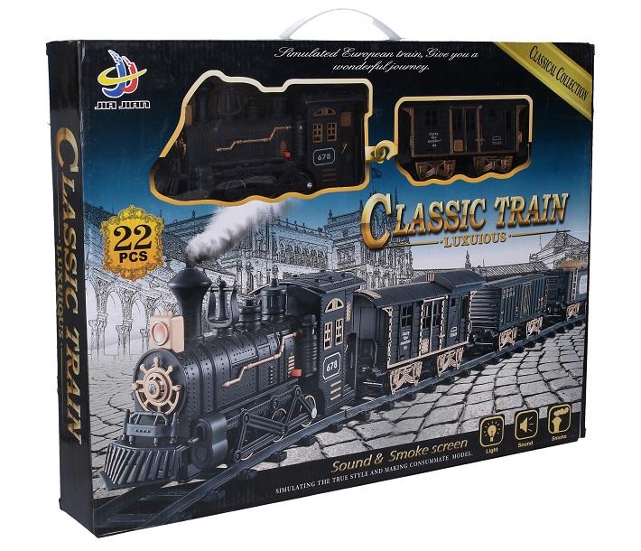 WIKY - Vlak set s tratí 160x90cm