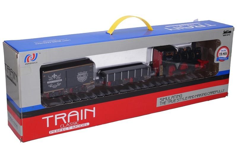 WIKY - Vlak set s tratí 25x35cm