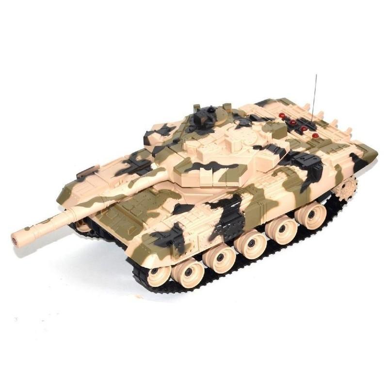 WIKY - Vojenský tank na dálkové ovládání