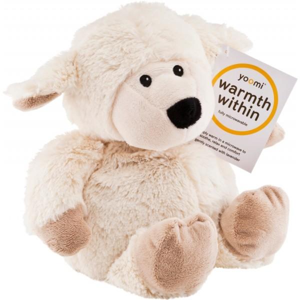Yoomi - hřejivá plyšová ovečka