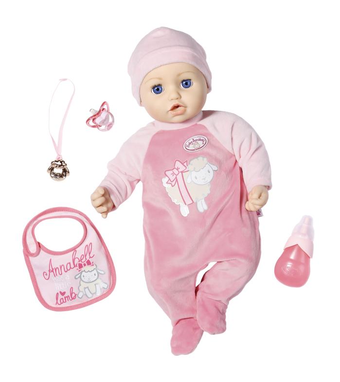 ZAPF - Baby Annabell Annabell, 43 Cm
