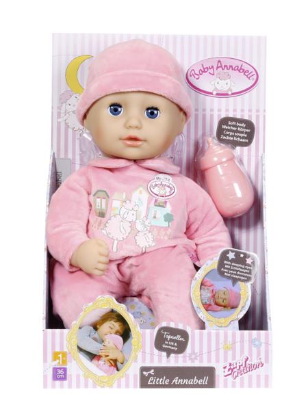 ZAPF - Baby Annabell Little Annabell 36Cm